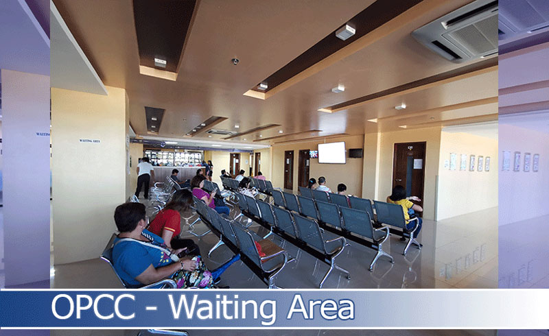 OPCC Waiting Area