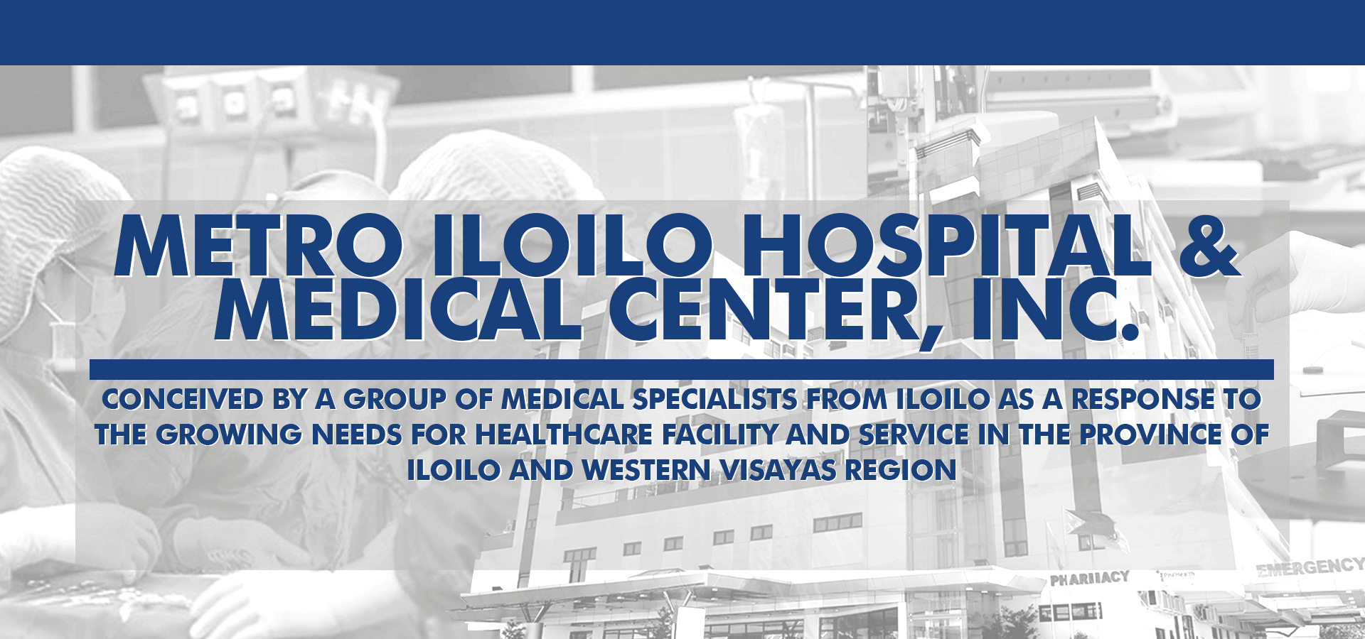 Metro Iloilo Hospital & Medical Center, Inc.